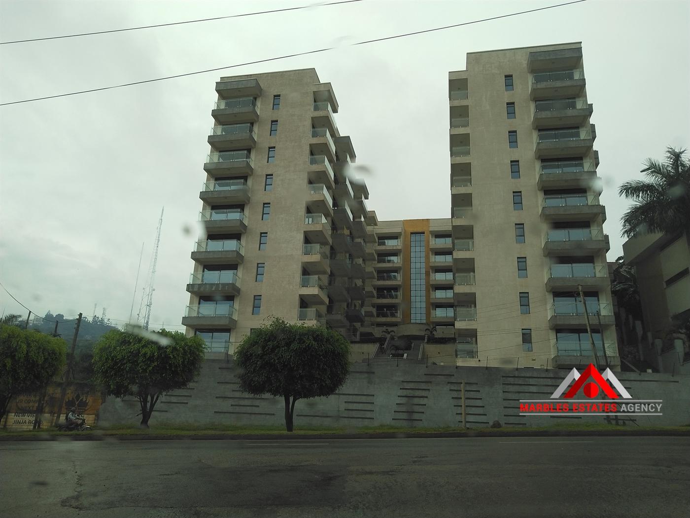 Apartment block for sale in Kololo Kampala