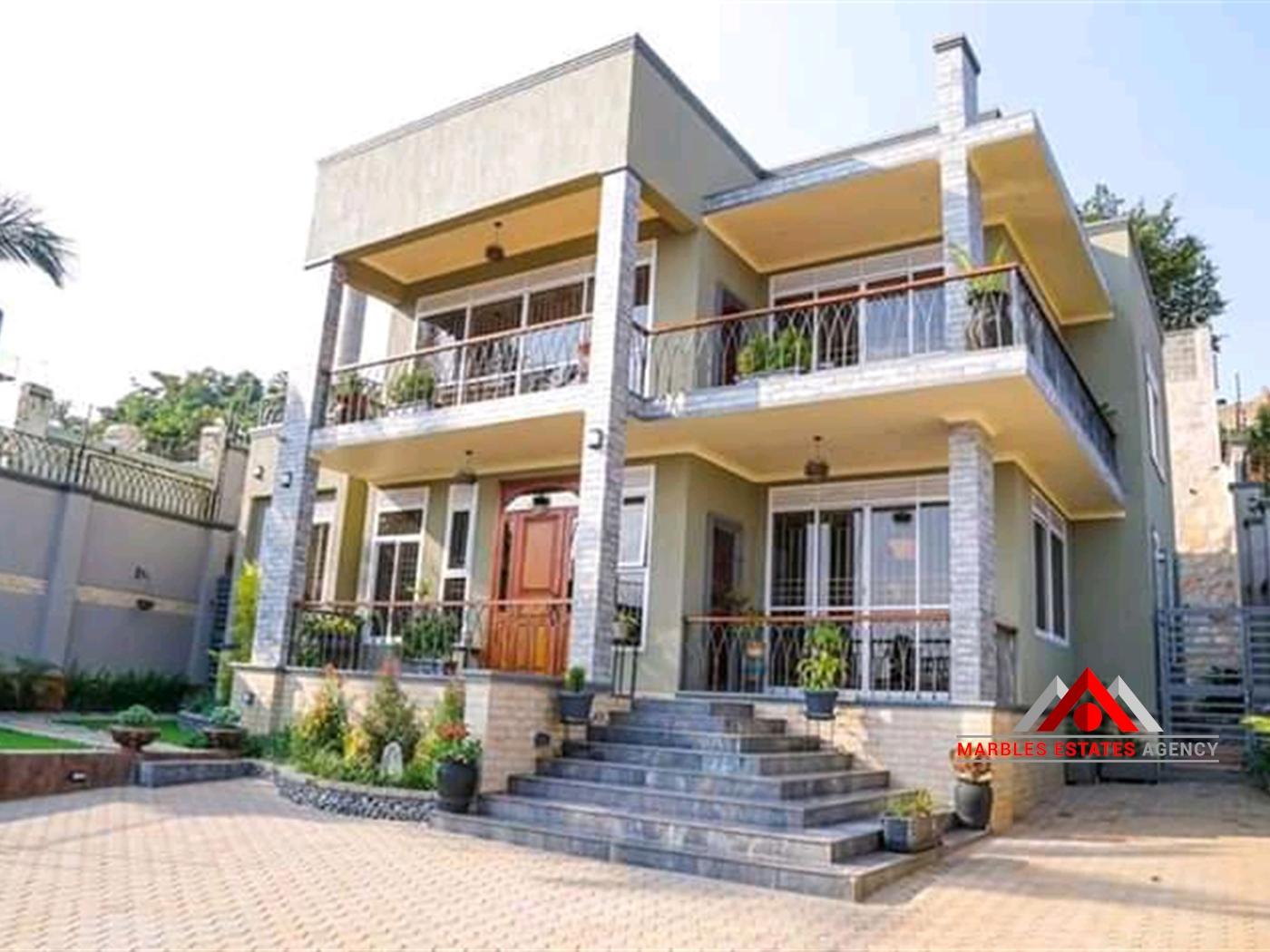 Duplex for sale in Buziga Kampala
