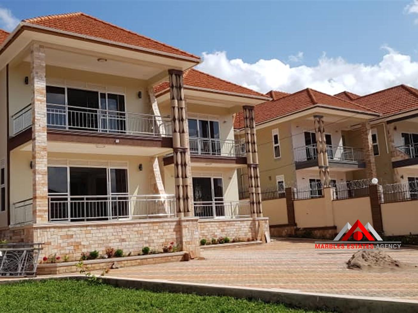 Storeyed house for sale in Bwebajja Kampala