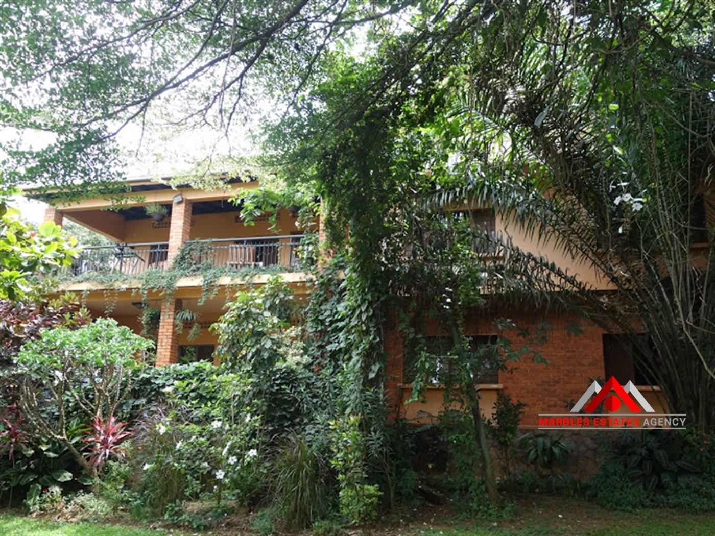 Storeyed house for sale in Kansanga Kampala