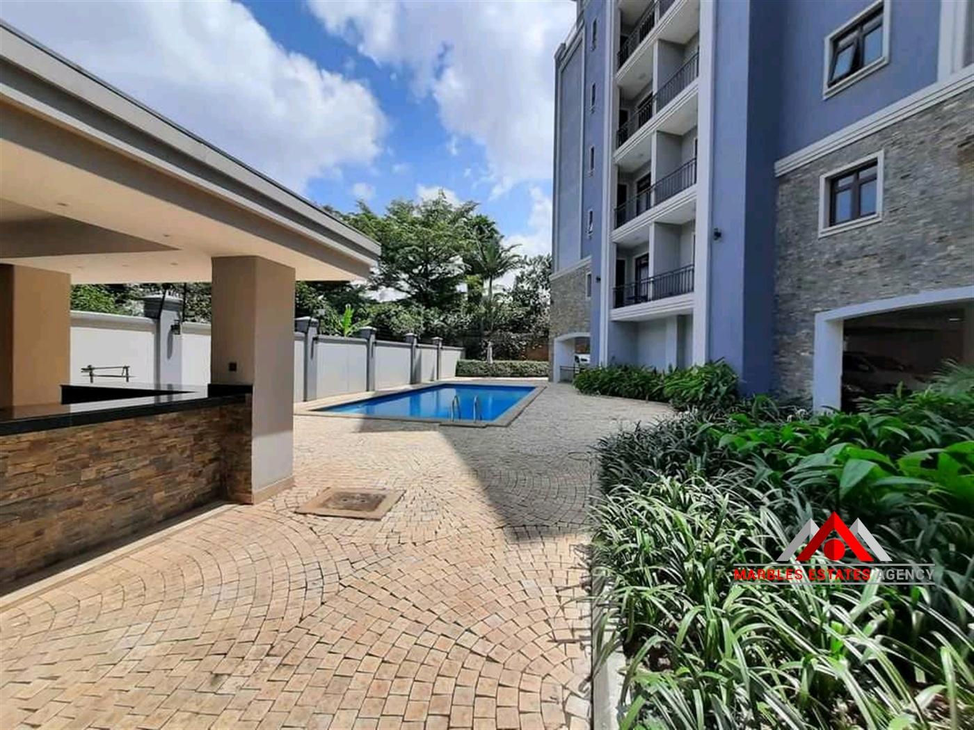 Apartment for sale in Kololo Kampala