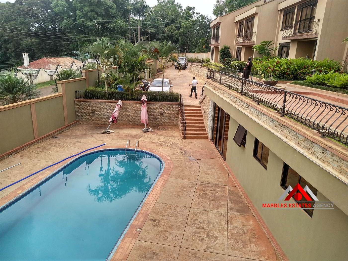 Town House for rent in Nakasero Kampala