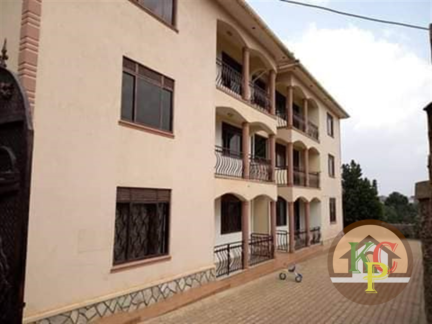 Apartment for rent in Kulambiro Kampala