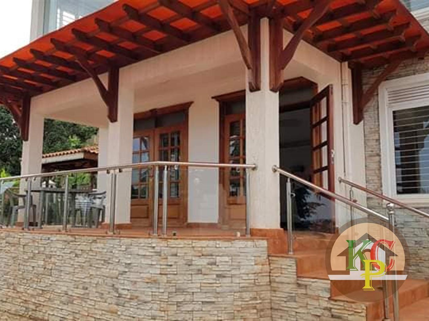 Mansion for rent in Muyenga Kampala