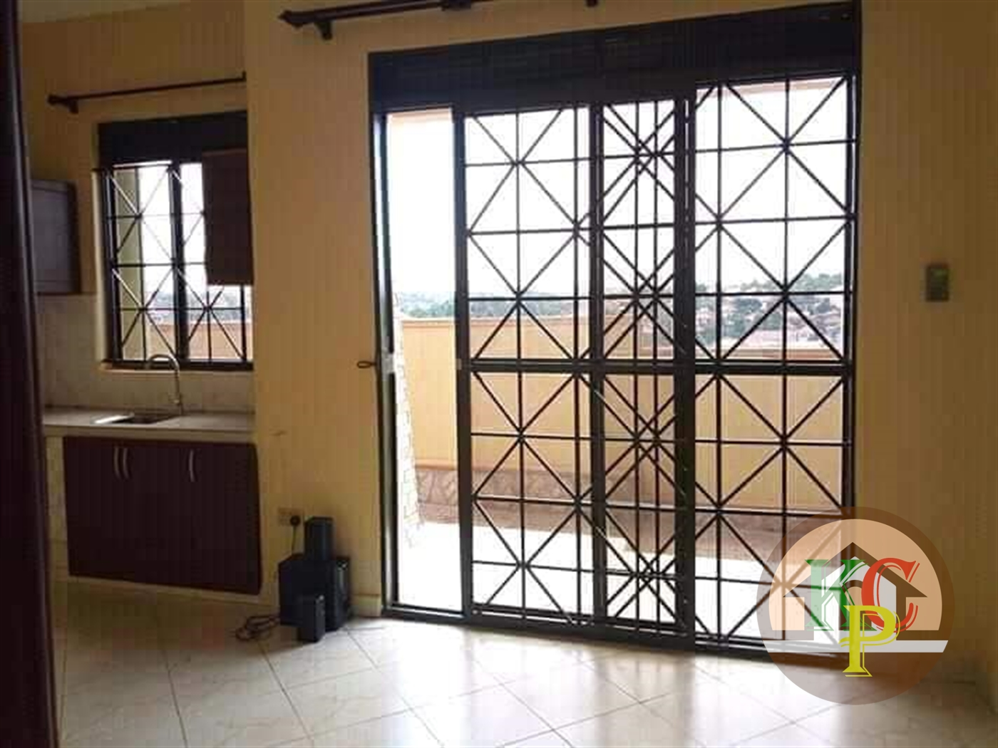 Semi Detached for rent in Najjeera Kampala