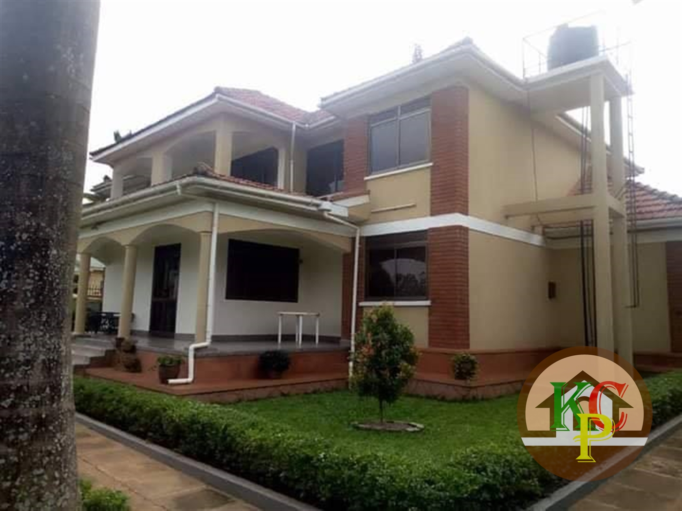 Mansion for sale in Kulambiro Kampala