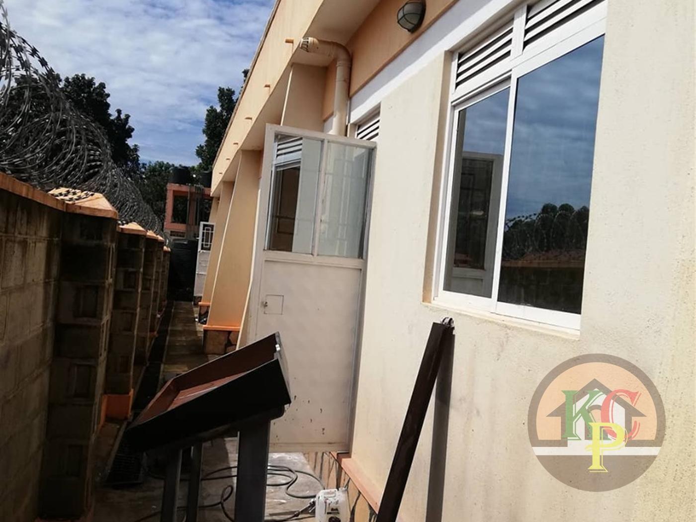 Semi Detached for rent in Najjeera Kampala