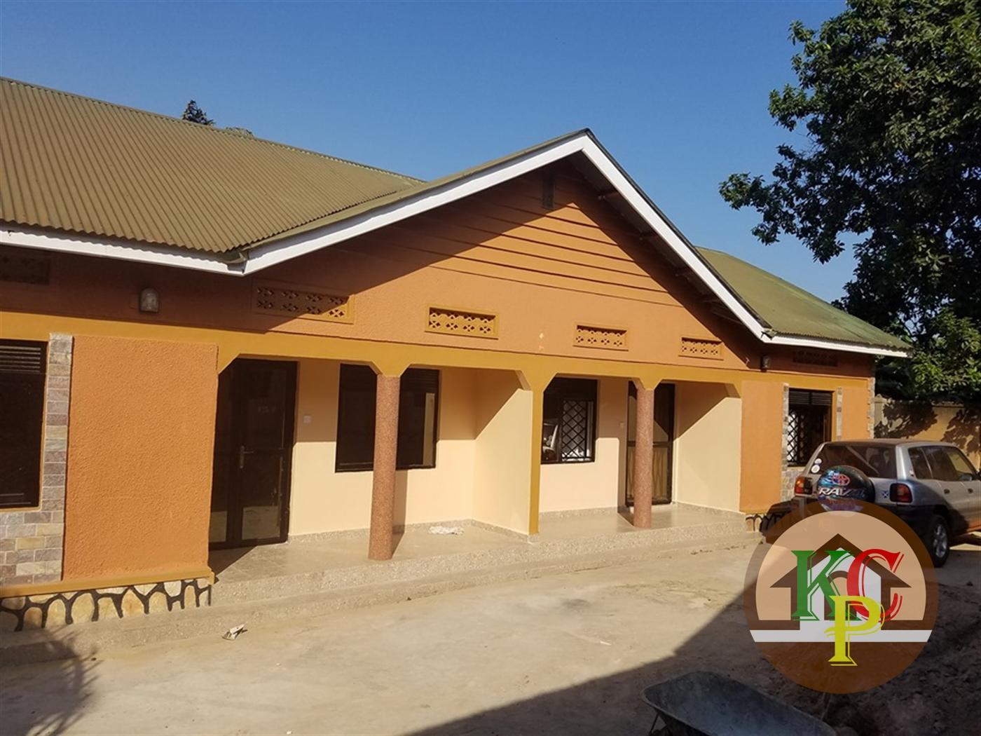 Semi Detached for rent in Zanna Wakiso