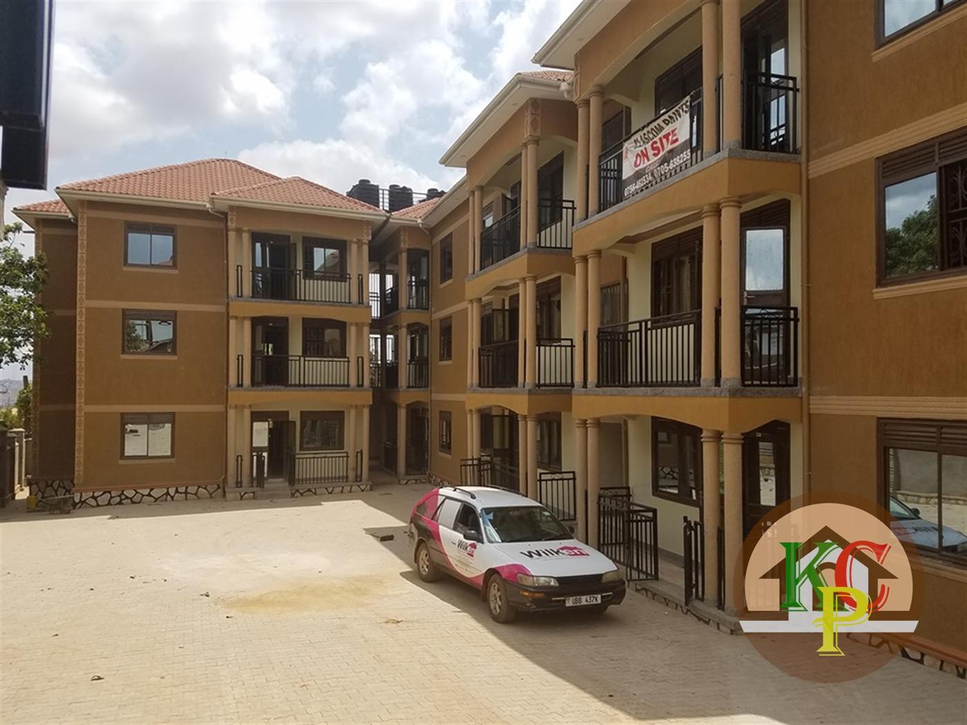 Apartment for rent in Najjanankumbi Wakiso
