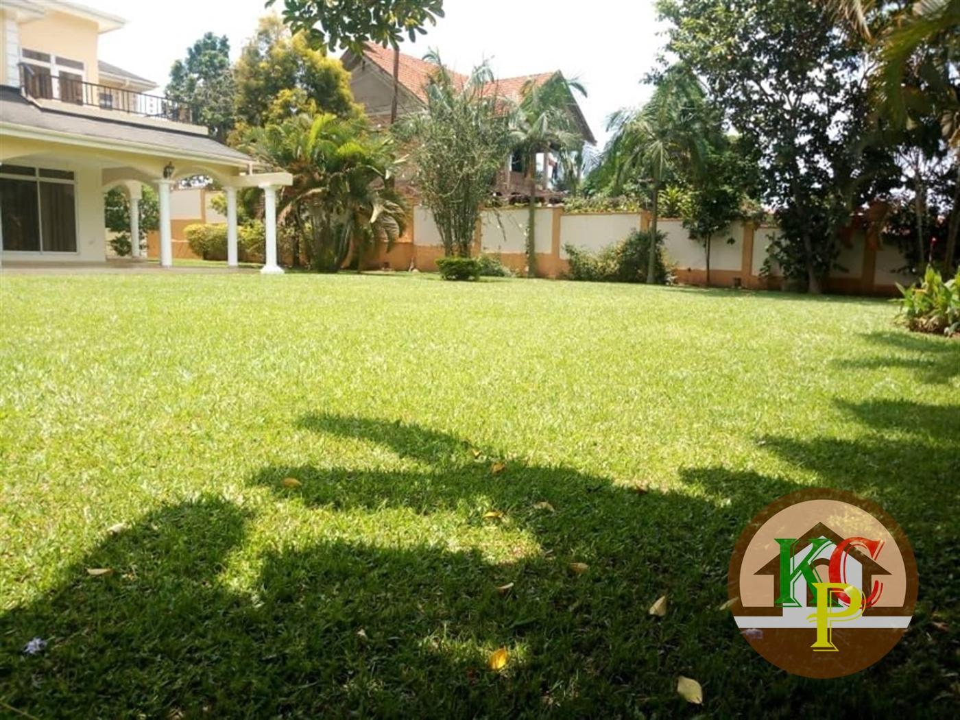 Mansion for rent in Lugogo Kampala