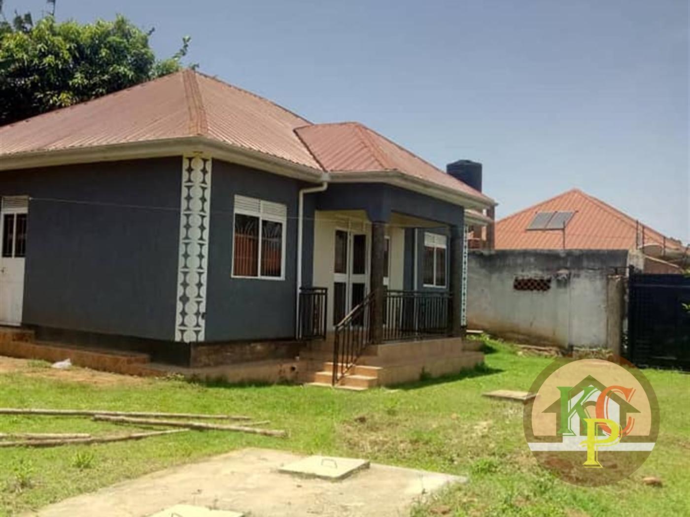 Bungalow for sale in Garuga Wakiso