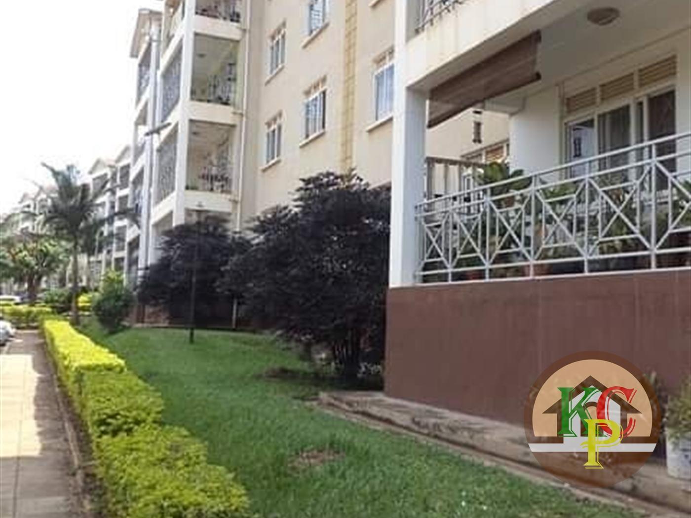 Apartment for rent in Kiwaatule Kampala