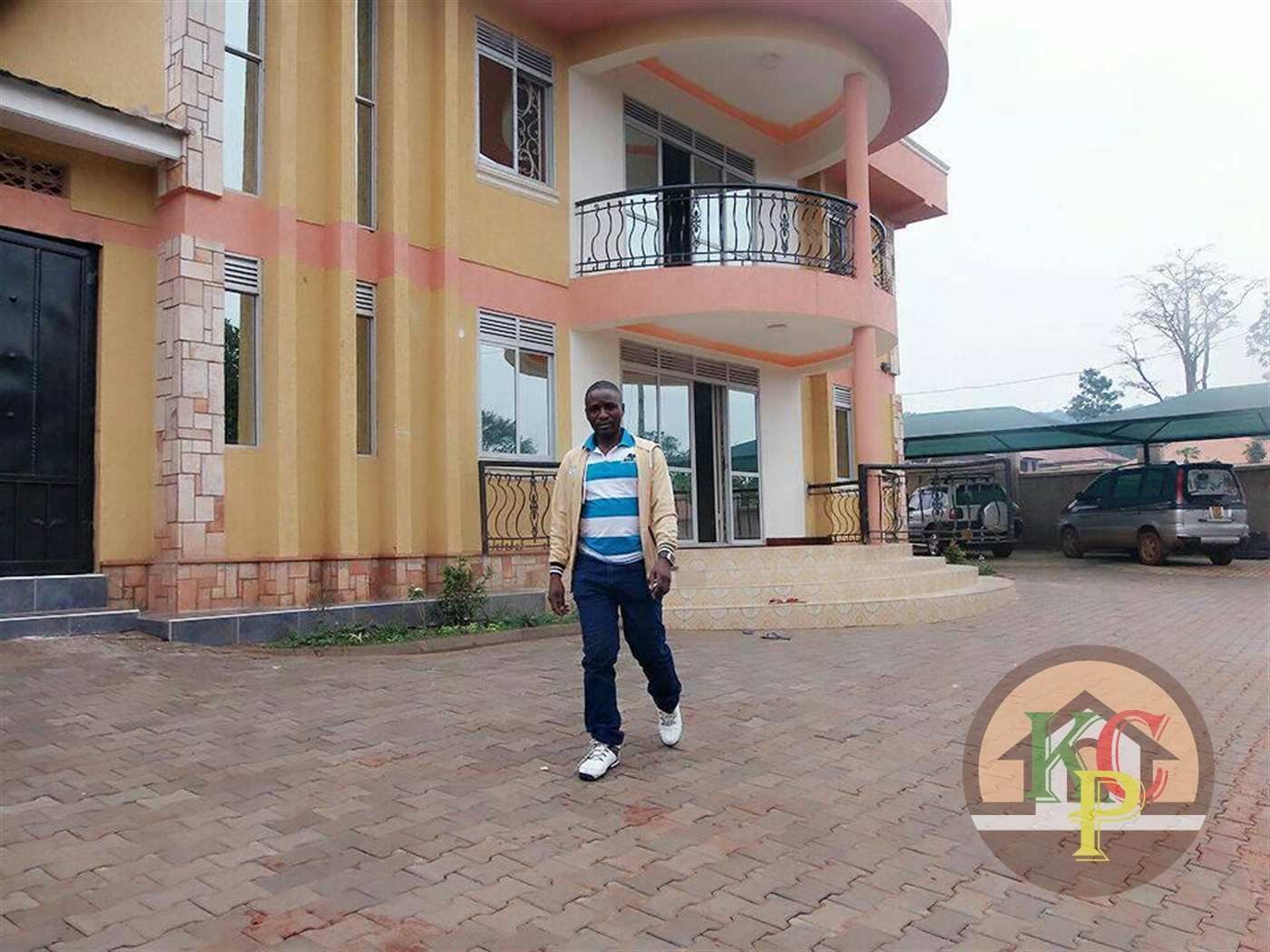 Mansion for rent in Bwanamwaya Wakiso