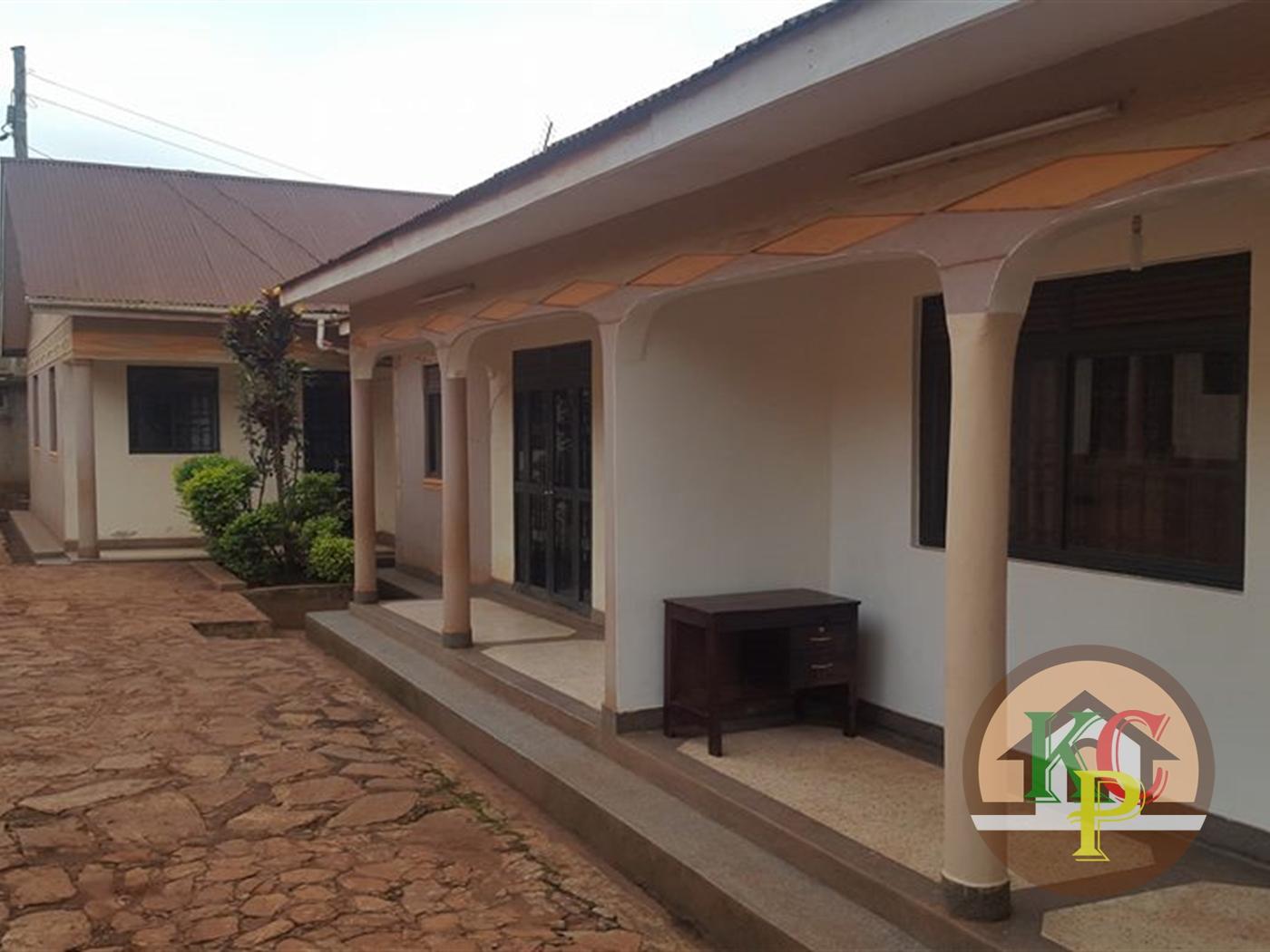 Semi Detached for rent in Bunamwaya Wakiso
