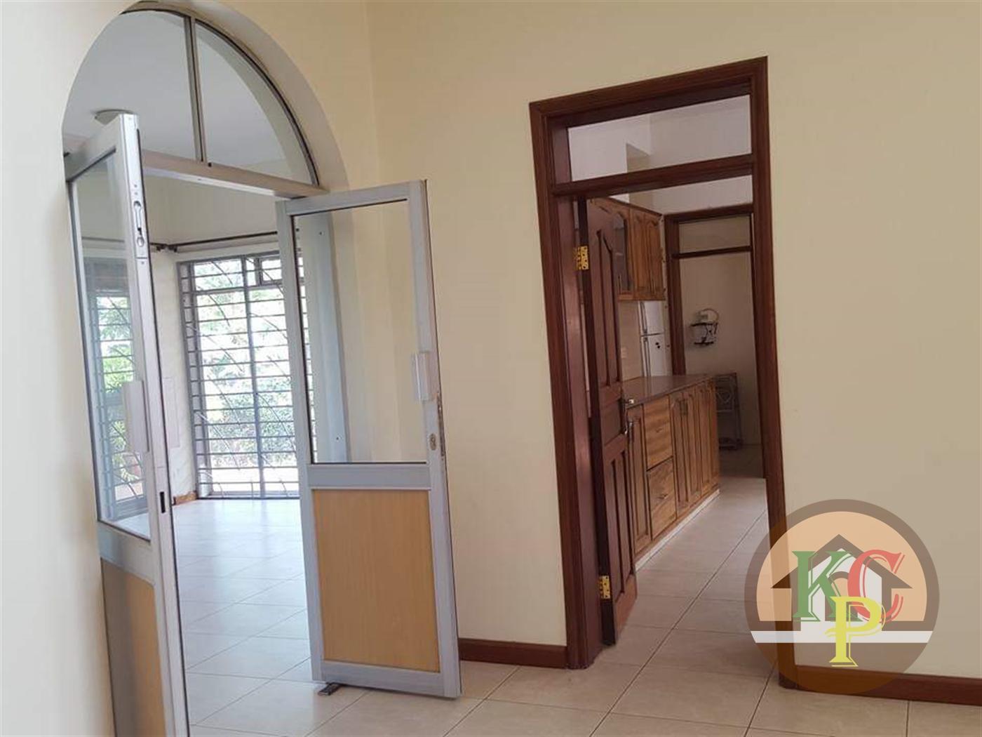 Mansion for rent in Naguru Kampala