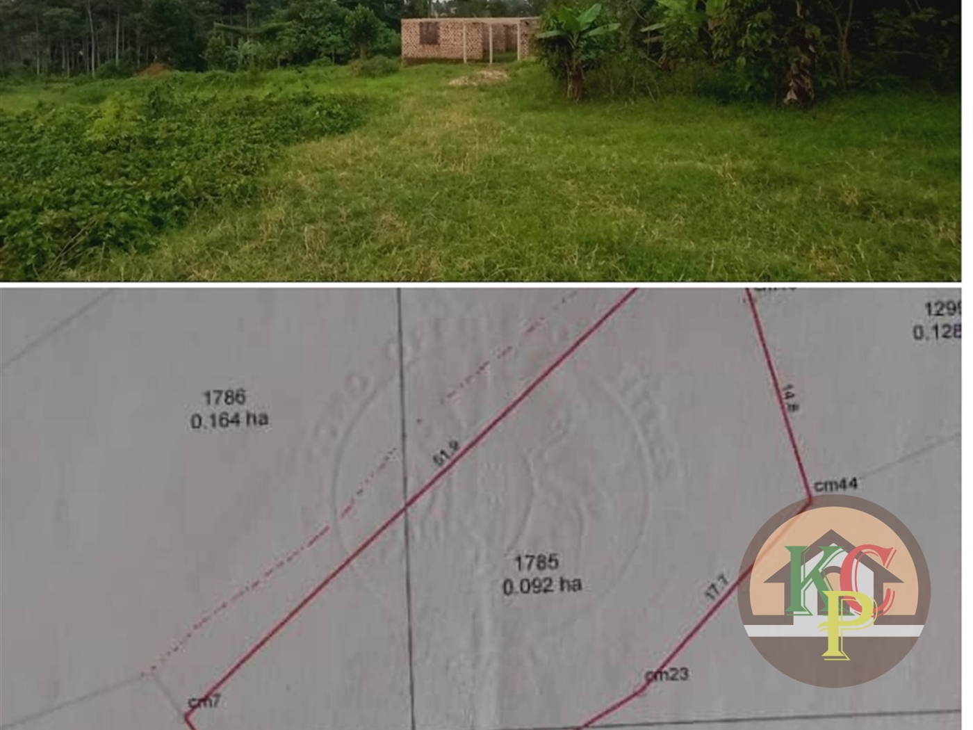 Residential Land for sale in Kabembe Mukono