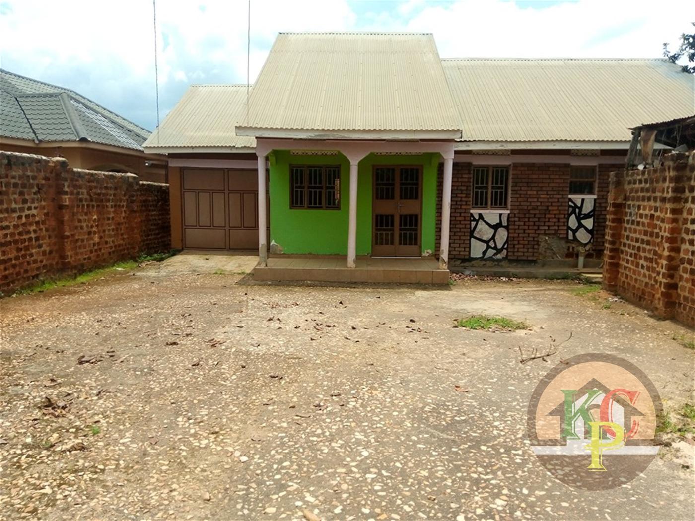 Bungalow for sale in Nabuuti Mukono