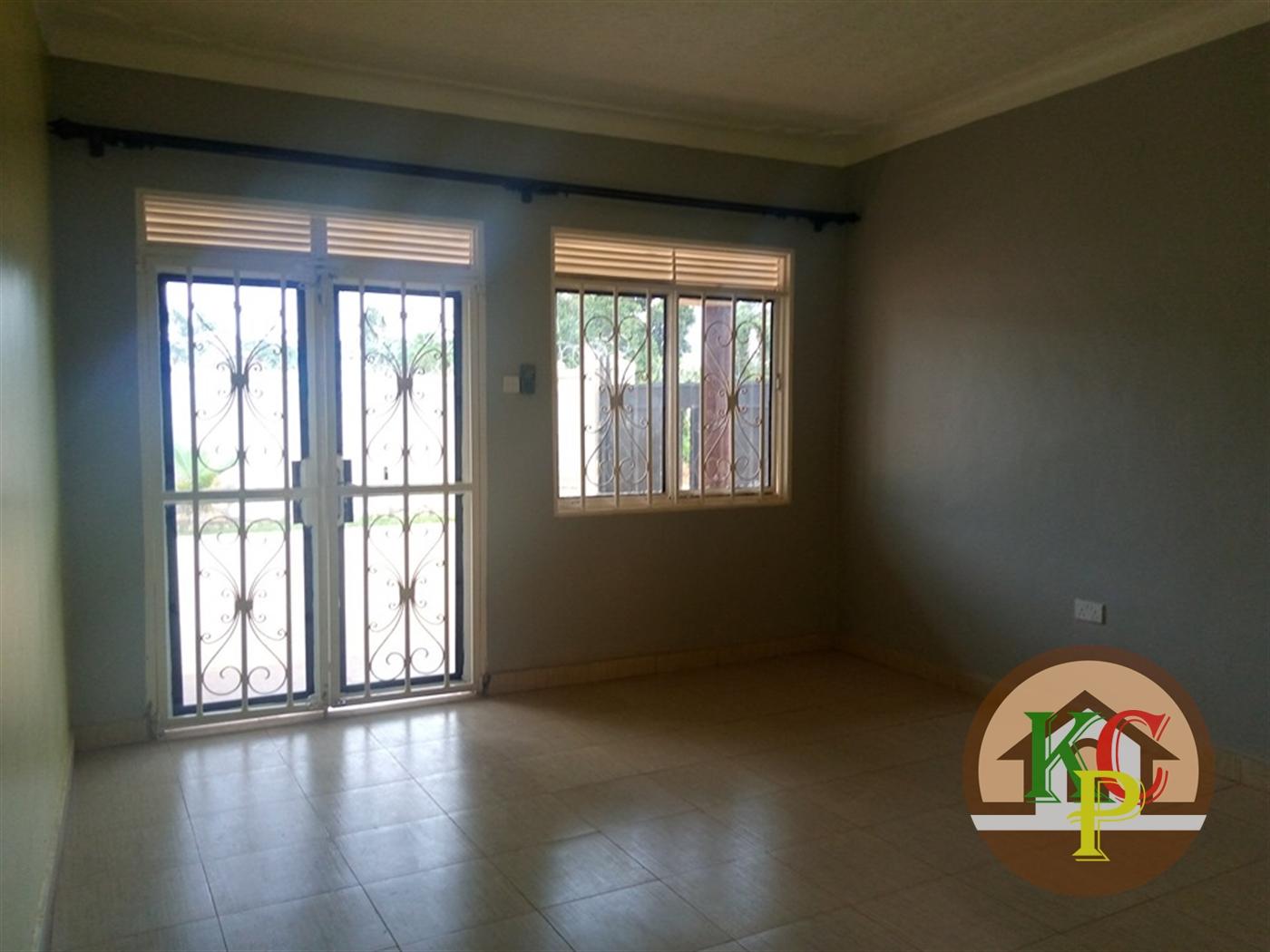 Semi Detached for rent in Wantoni Mukono