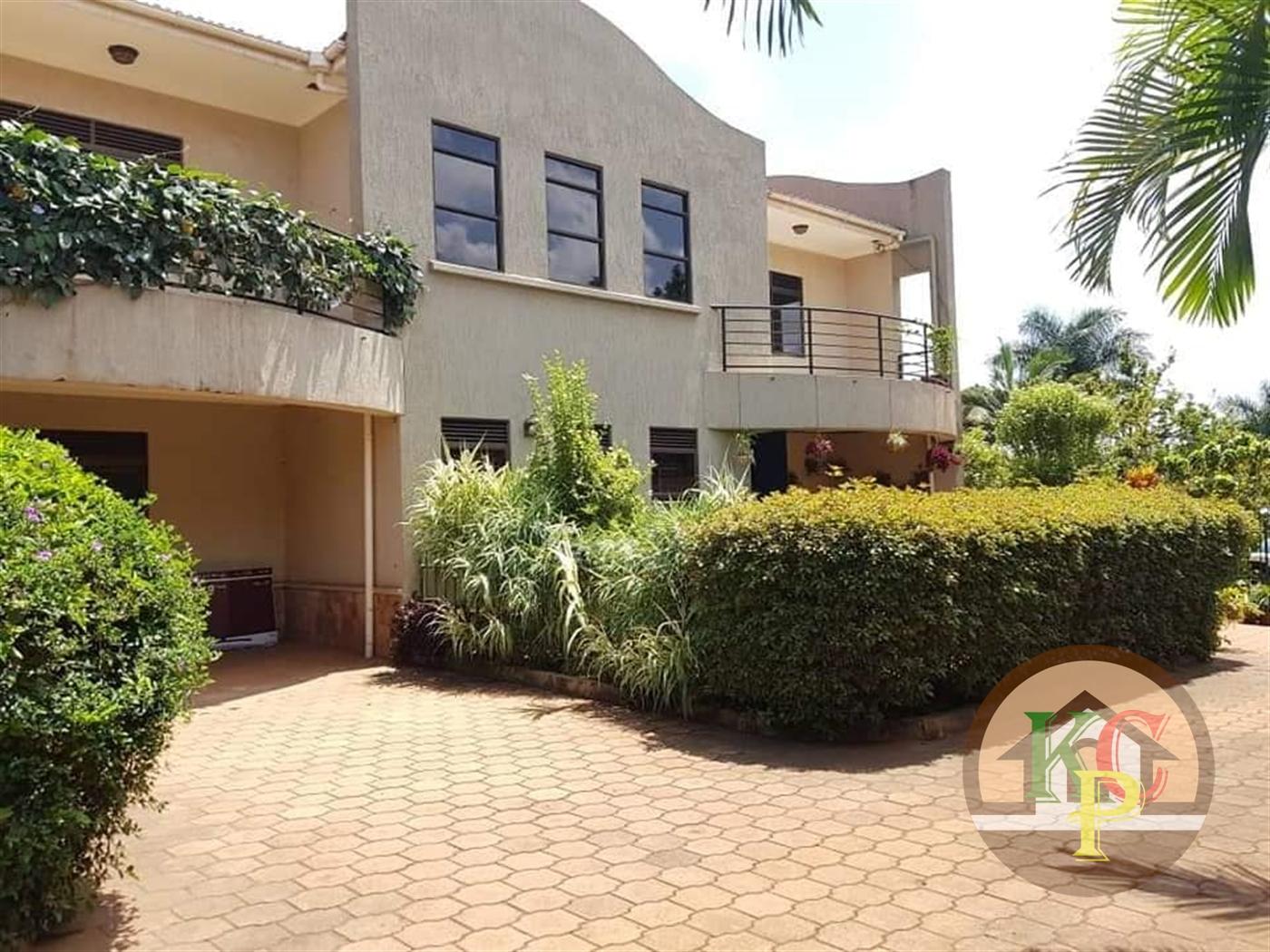 Duplex for rent in Ntinda Kampala