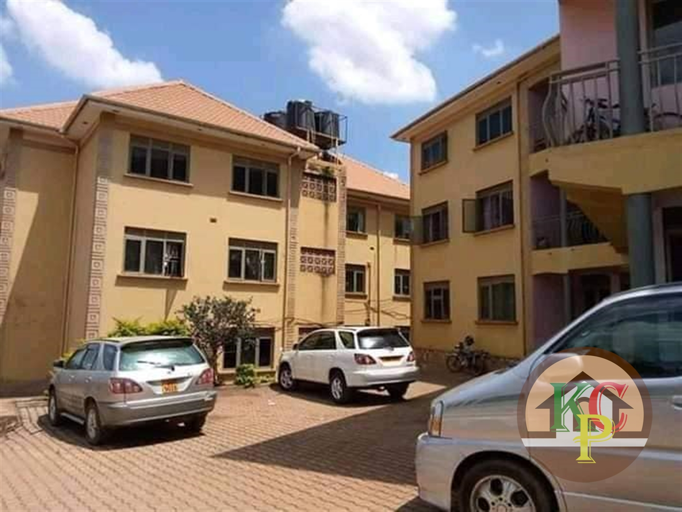 Apartment for rent in Kisaais Kampala