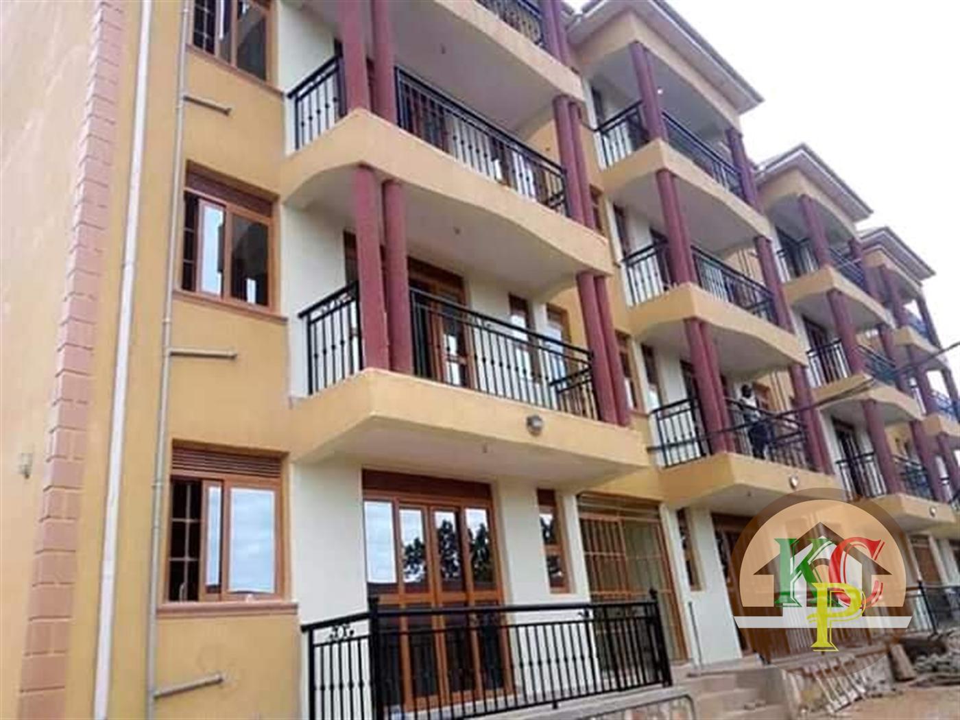 Apartment for rent in Kireka Kampala