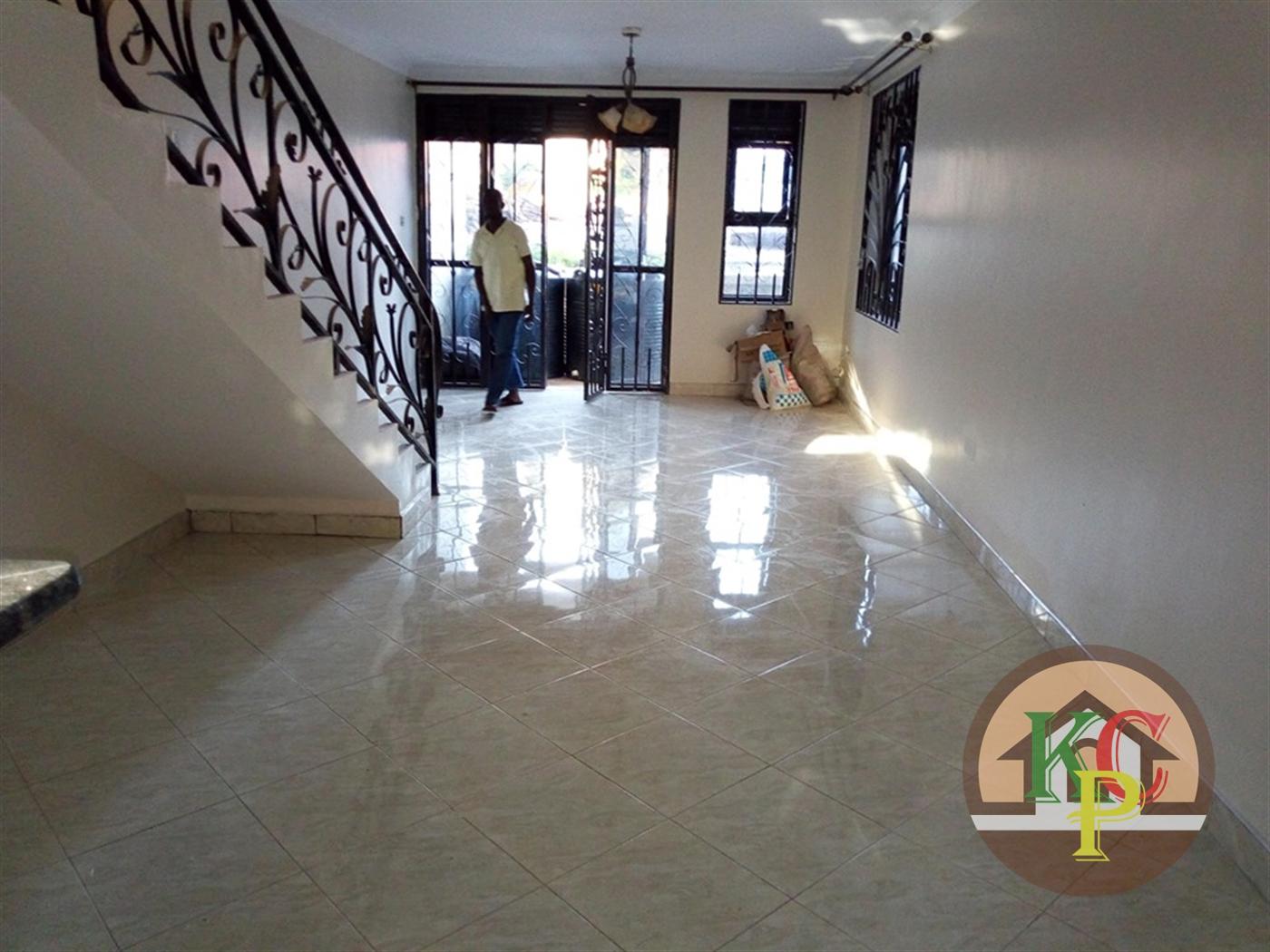 Duplex for rent in Najjeera Kampala