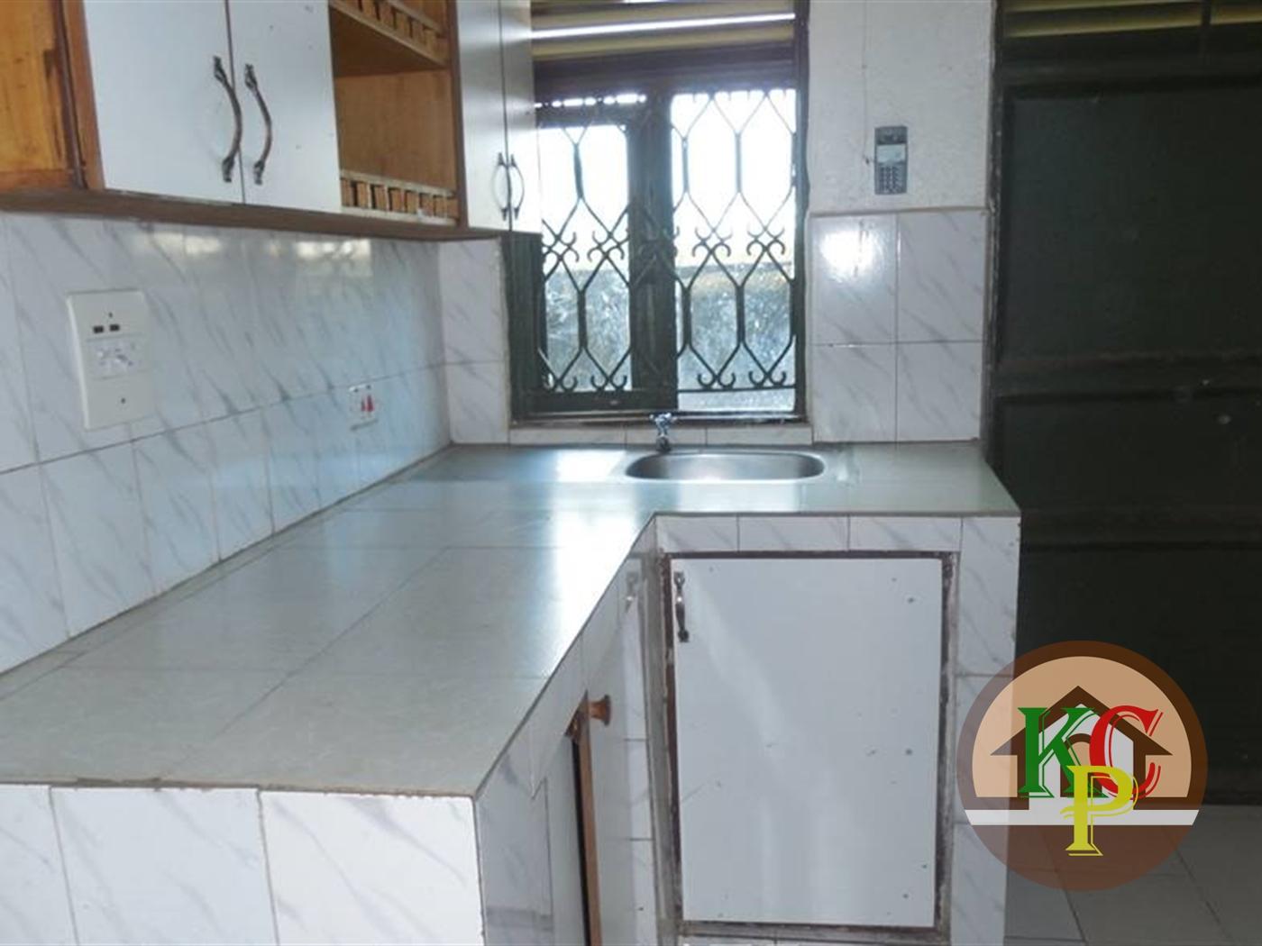 Semi Detached for rent in Kireka Kampala