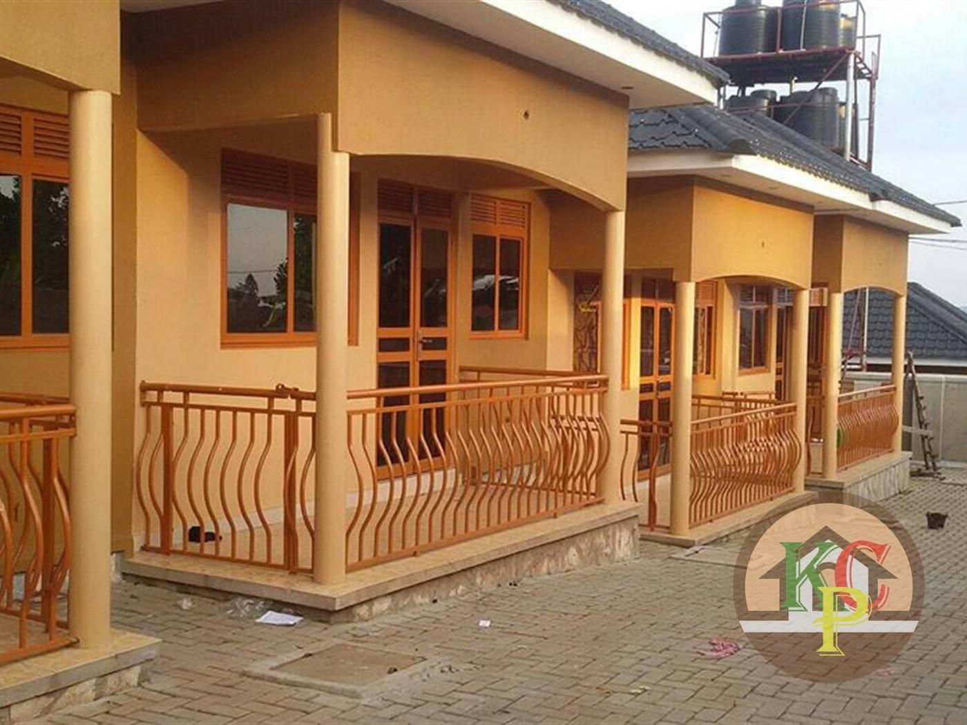 Semi Detached for rent in Kilowoza Mukono
