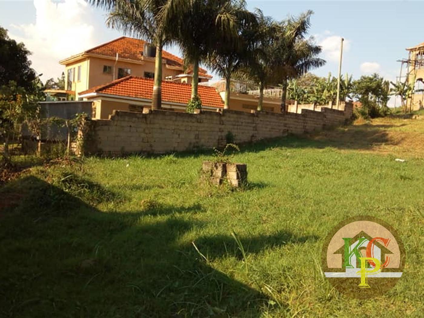 Residential Land for sale in Najjera Kampala