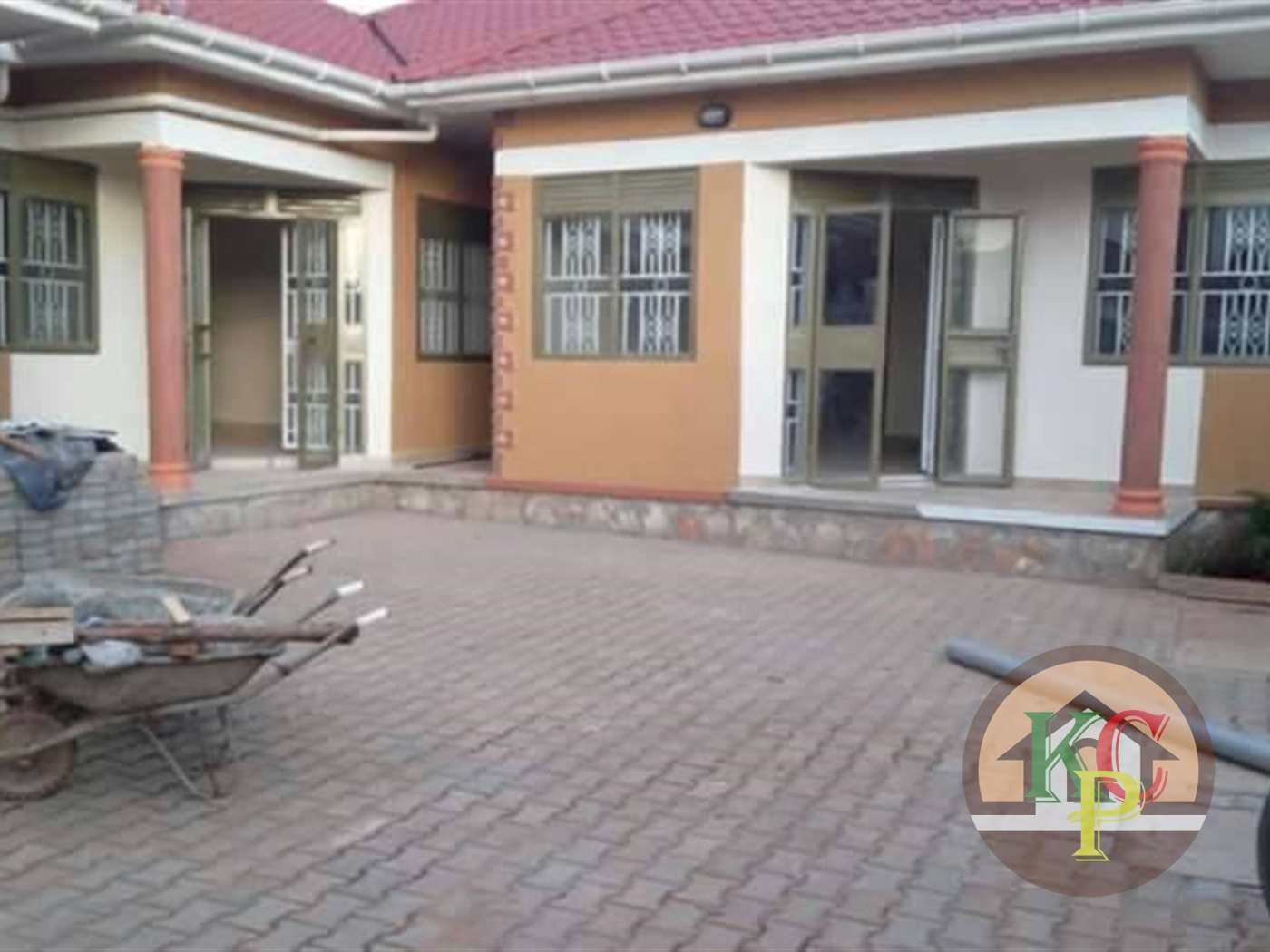 Semi Detached for rent in Seeguku Wakiso