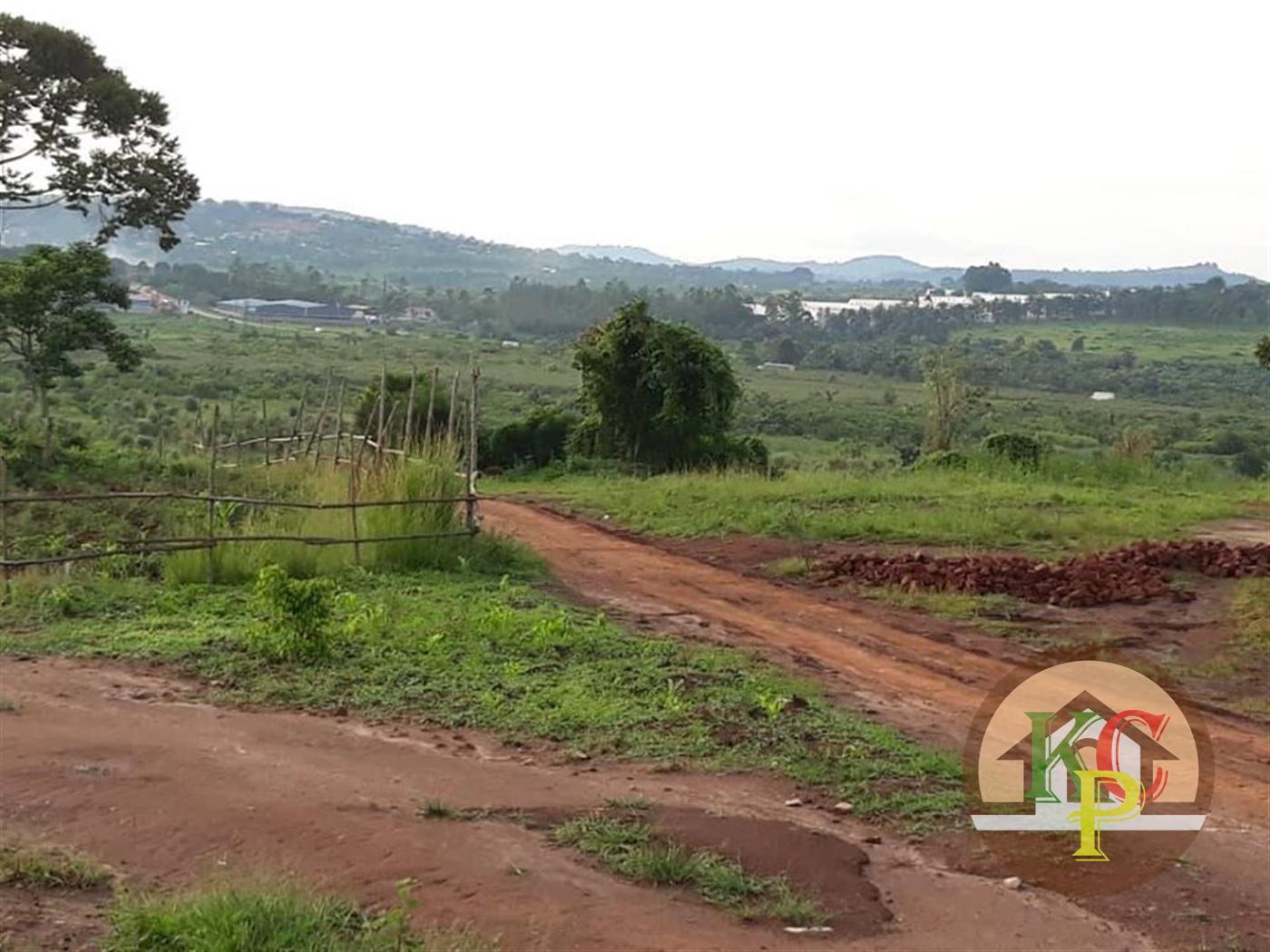 Residential Land for sale in Nsangi Masaka