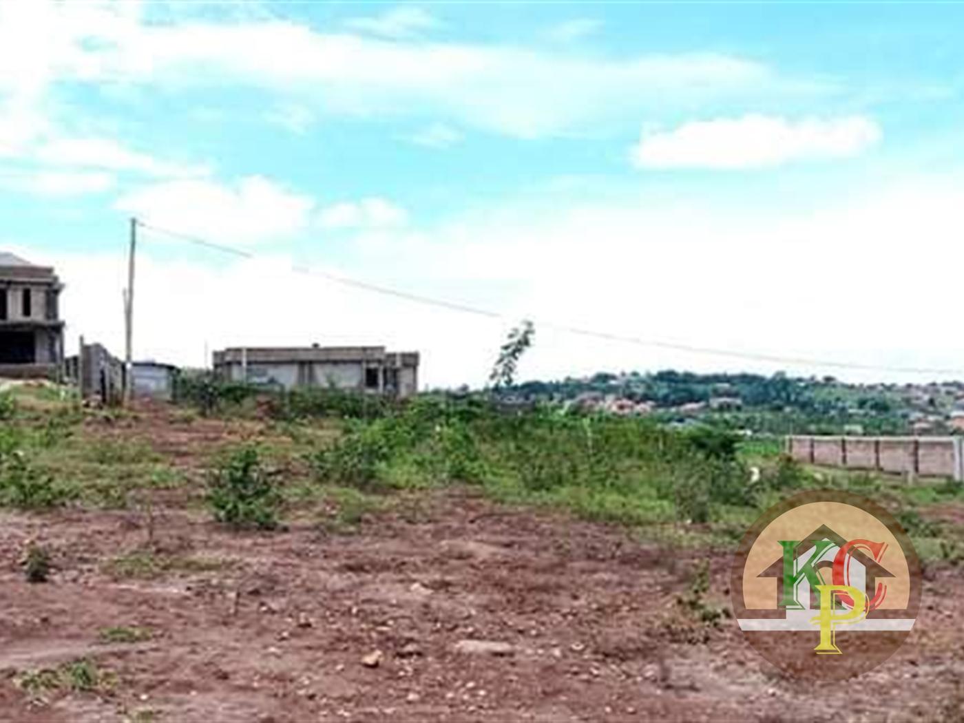 Residential Land for sale in Kira Wakiso