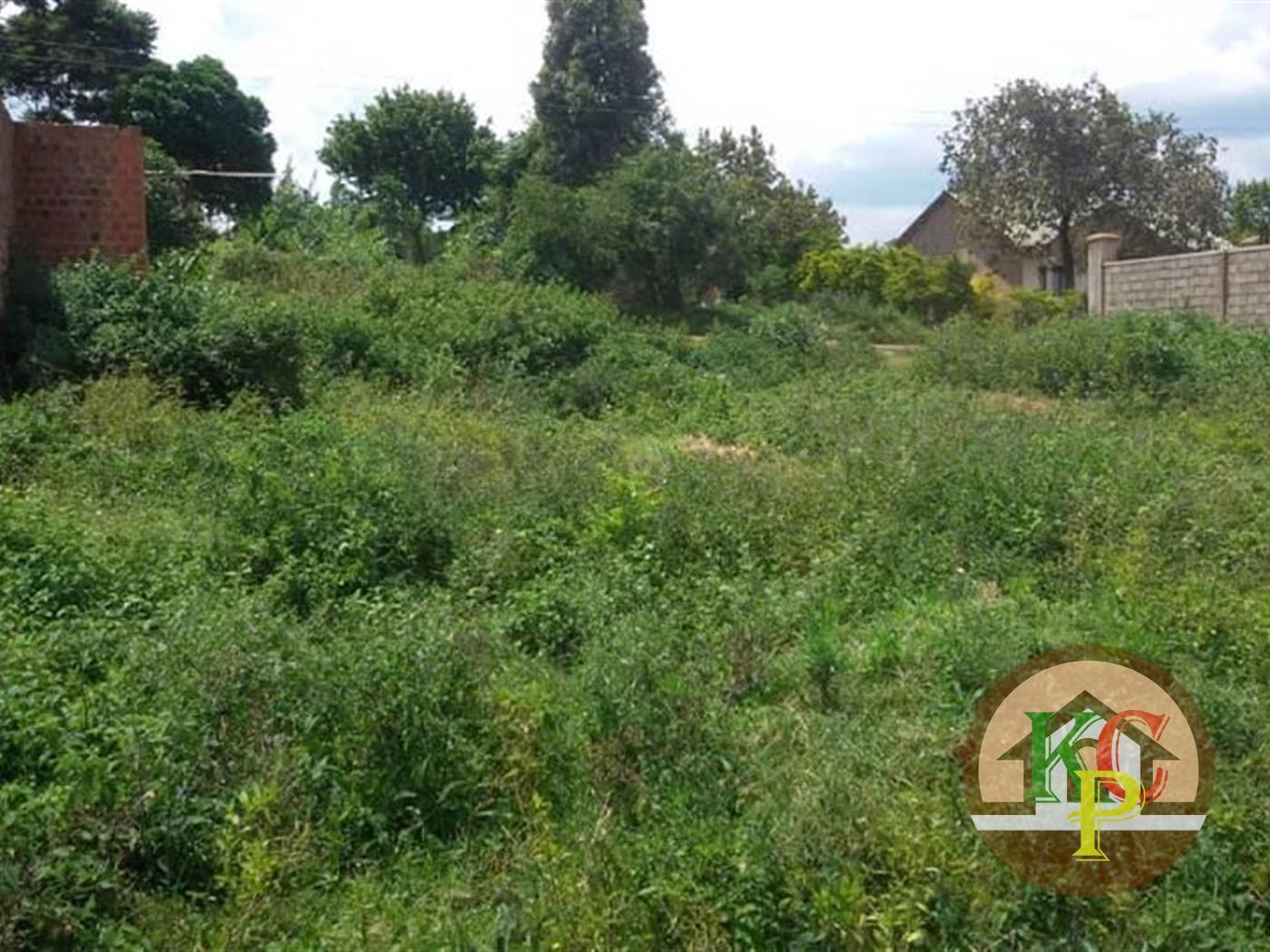 Residential Land for sale in Bwerenga Wakiso