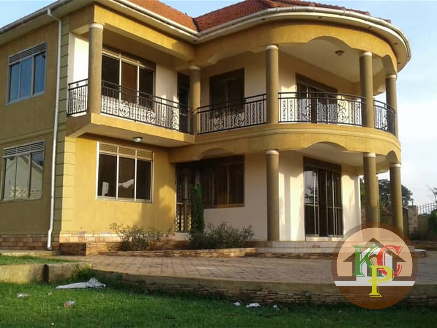 Mansion for sale in Bweya Wakiso