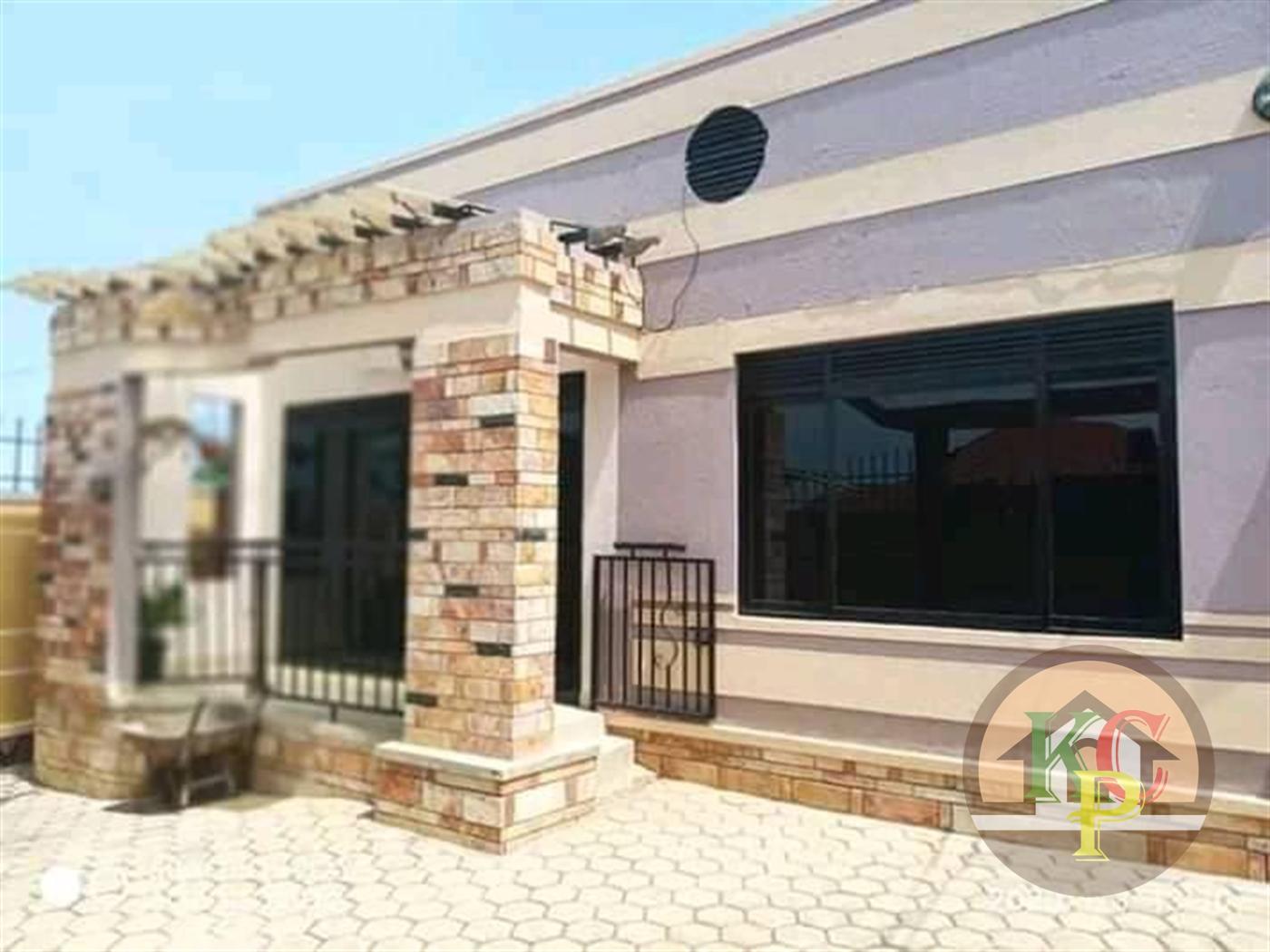 Semi Detached for rent in Namugongo Kampala