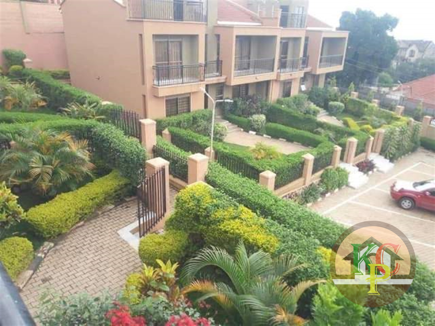 Mansion for rent in Mbuya Kampala