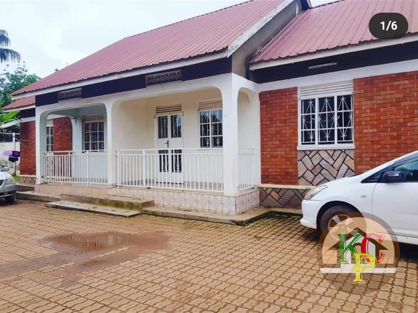 Semi Detached for rent in Bunga Kampala