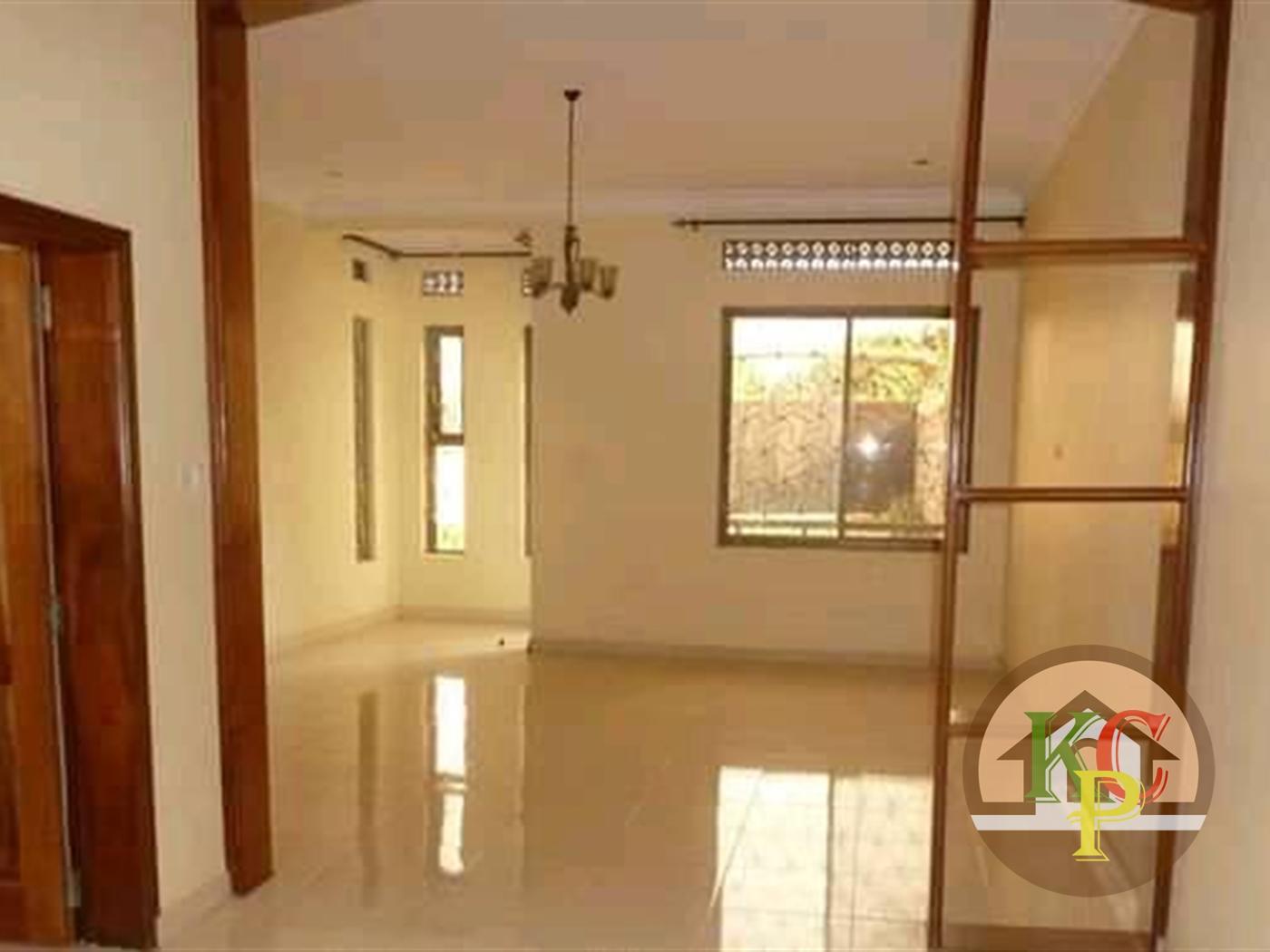 Mansion for rent in Najjeera Kampala