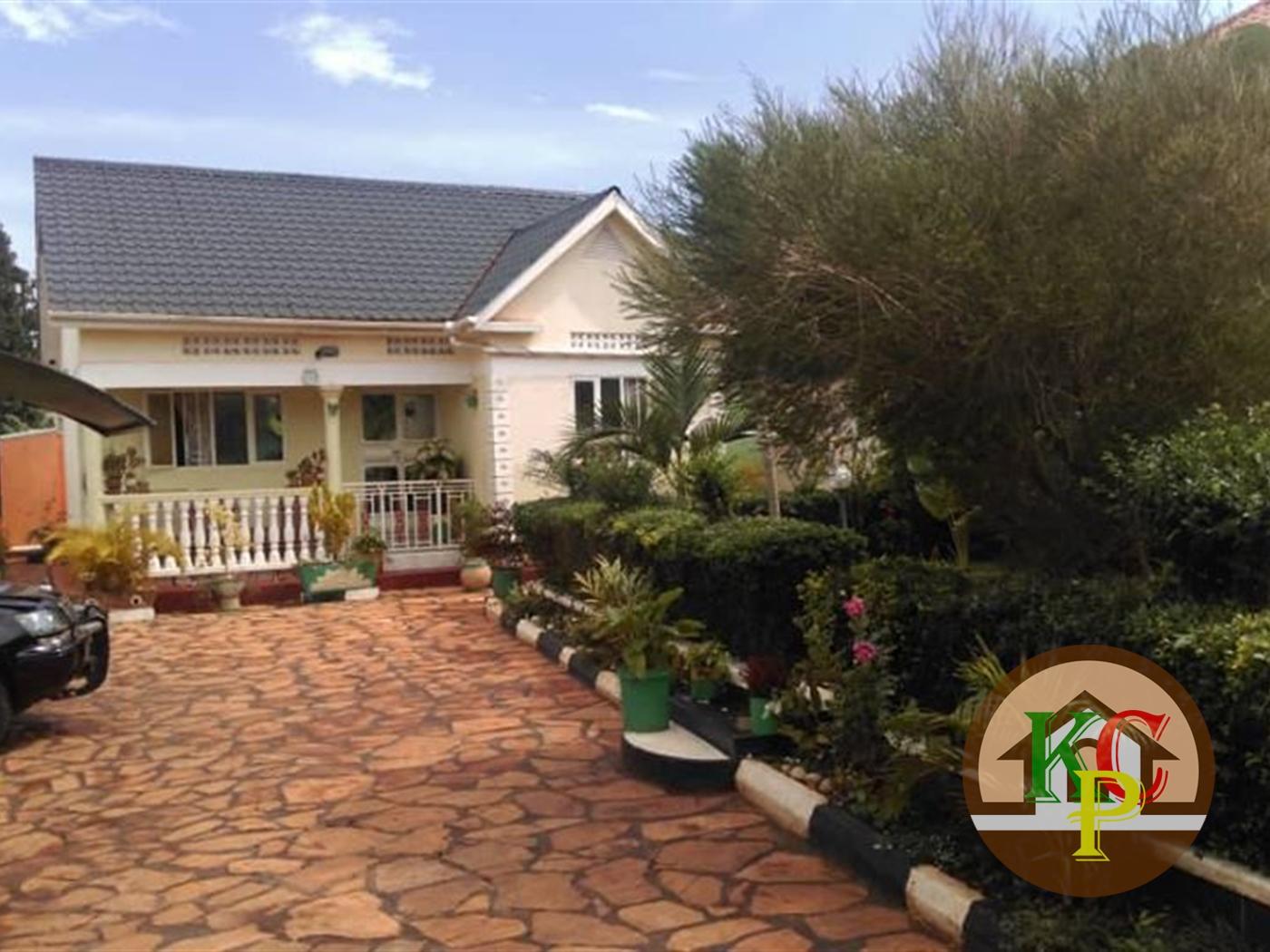 Bungalow for rent in Garuga Wakiso