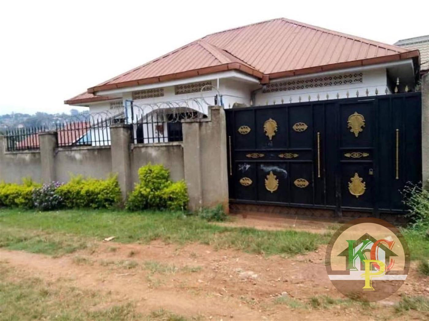 Bungalow for sale in Sseguku Kampala