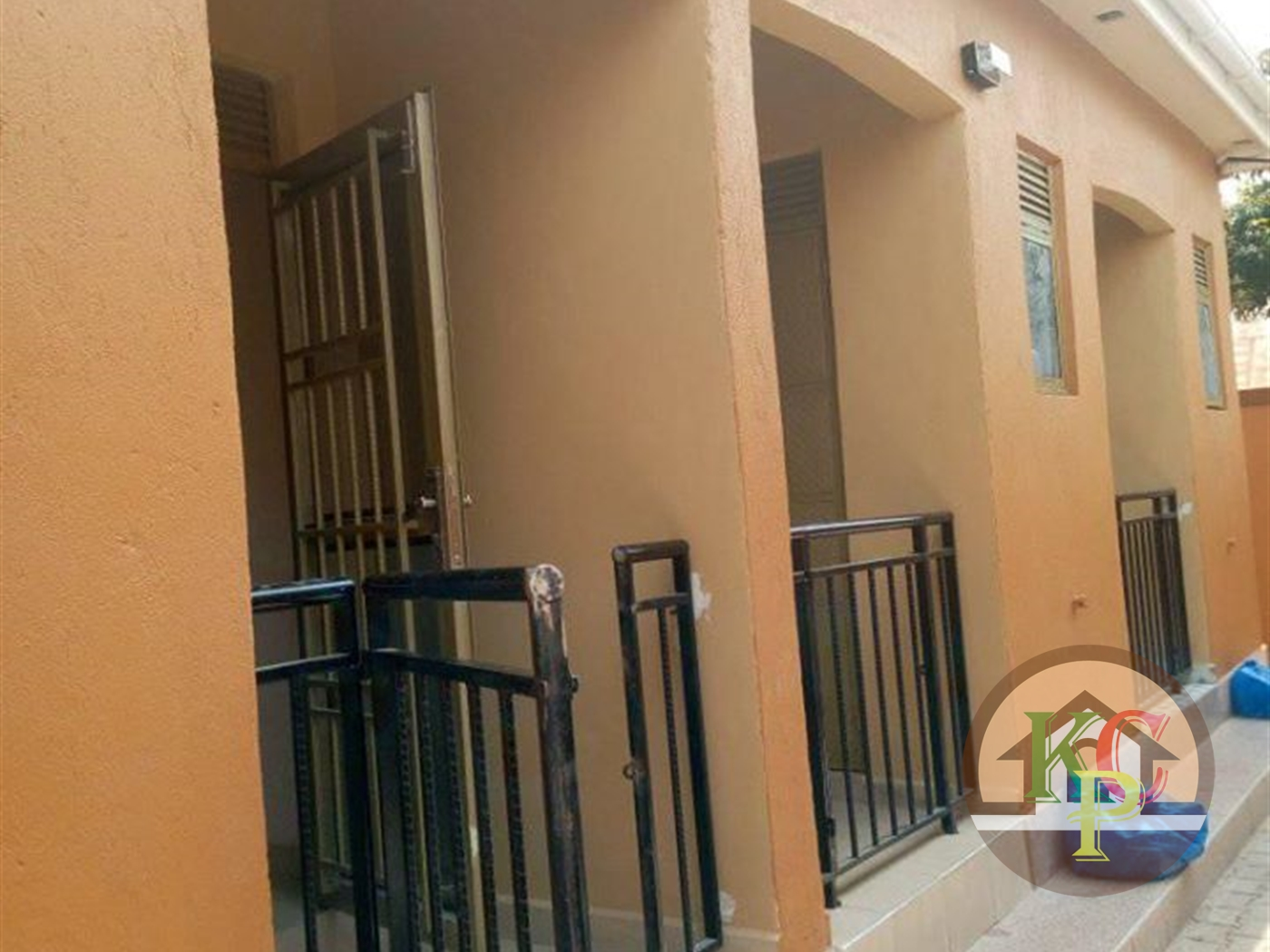 Semi Detached for rent in Lugonjo Wakiso
