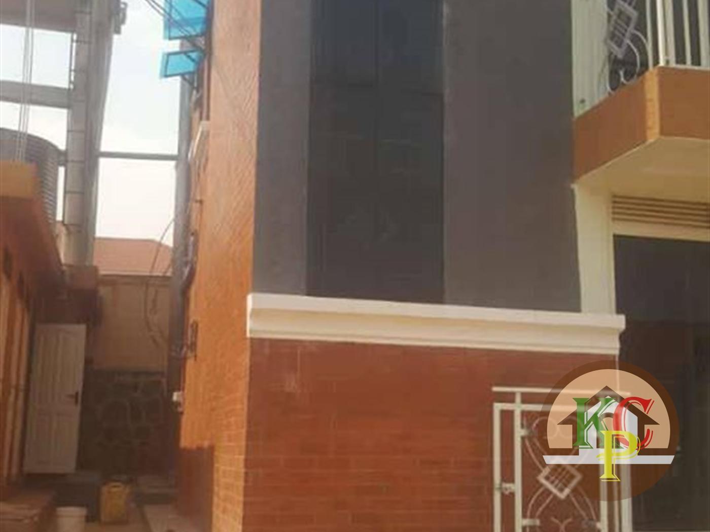 Apartment for rent in Bwebajja Wakiso
