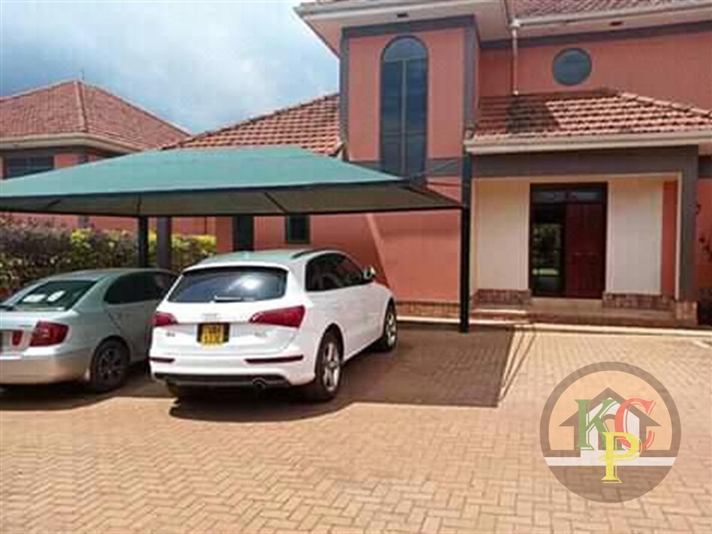 Maisonette for rent in Butabika Kampala