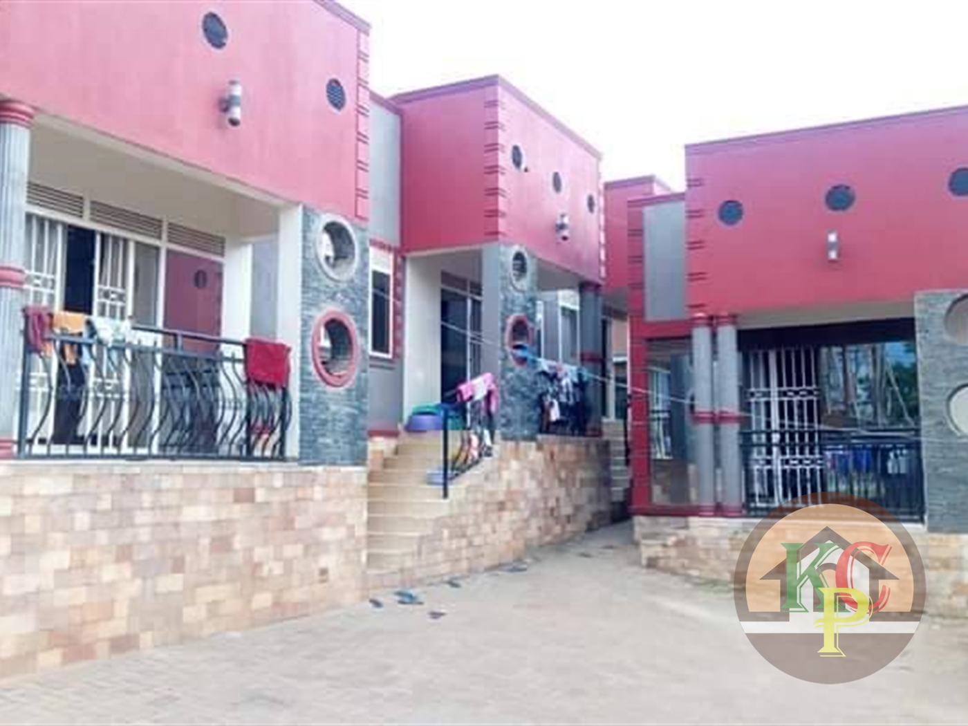 Semi Detached for rent in Seeta Wakiso