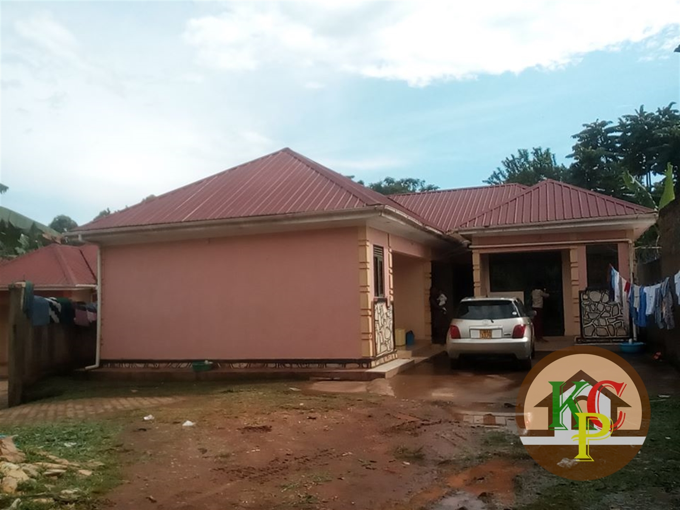 Semi Detached for rent in Namataba Wakiso