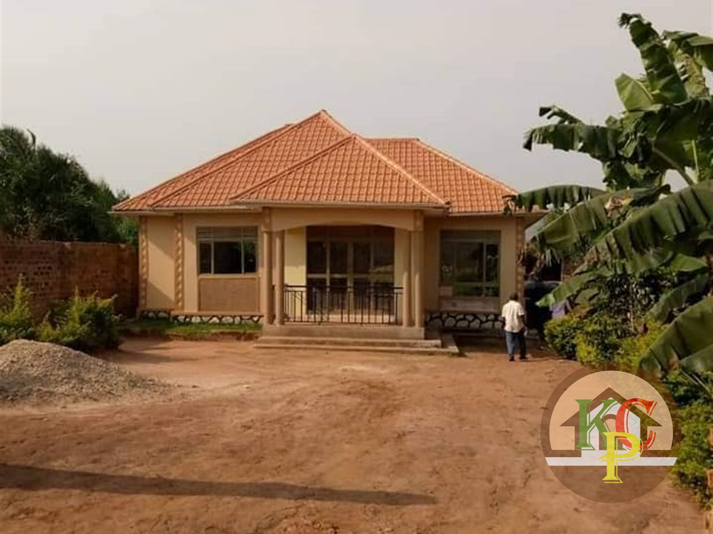 Bungalow for sale in Ssenge Wakiso
