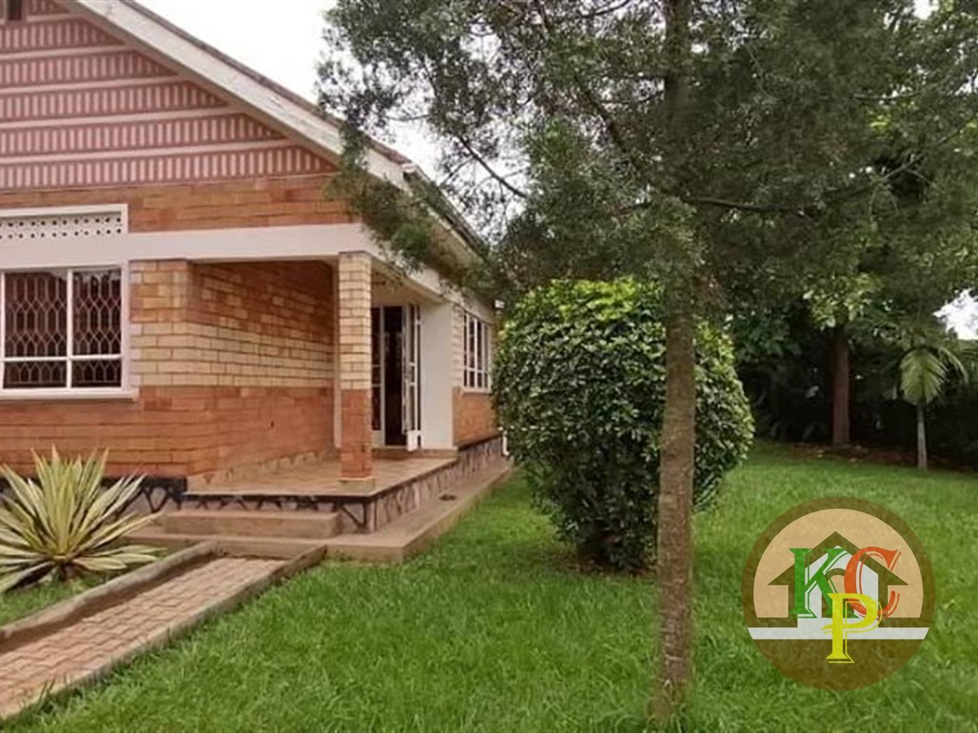 Bungalow for rent in Kansanga Wakiso