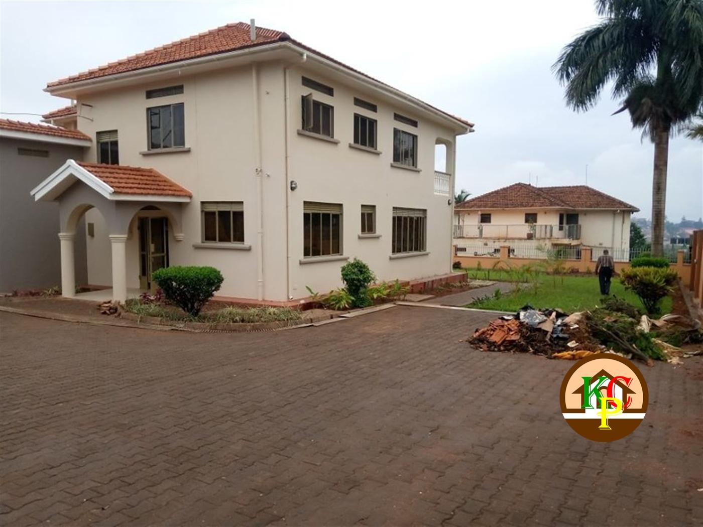 Mansion for rent in Nsambya Kampala