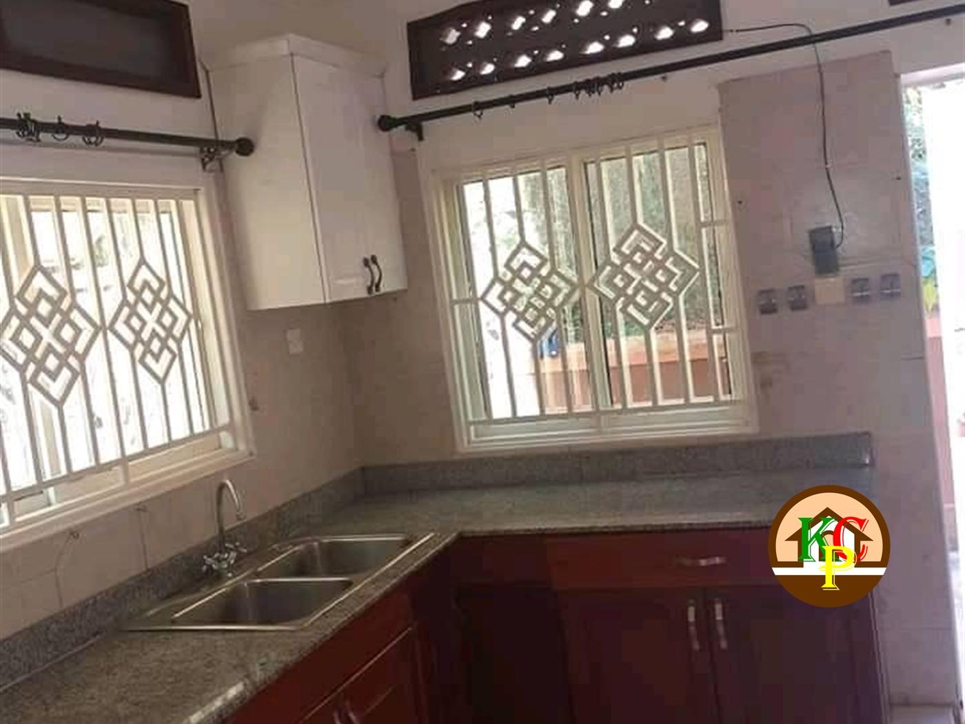Mansion for rent in Konge Kampala