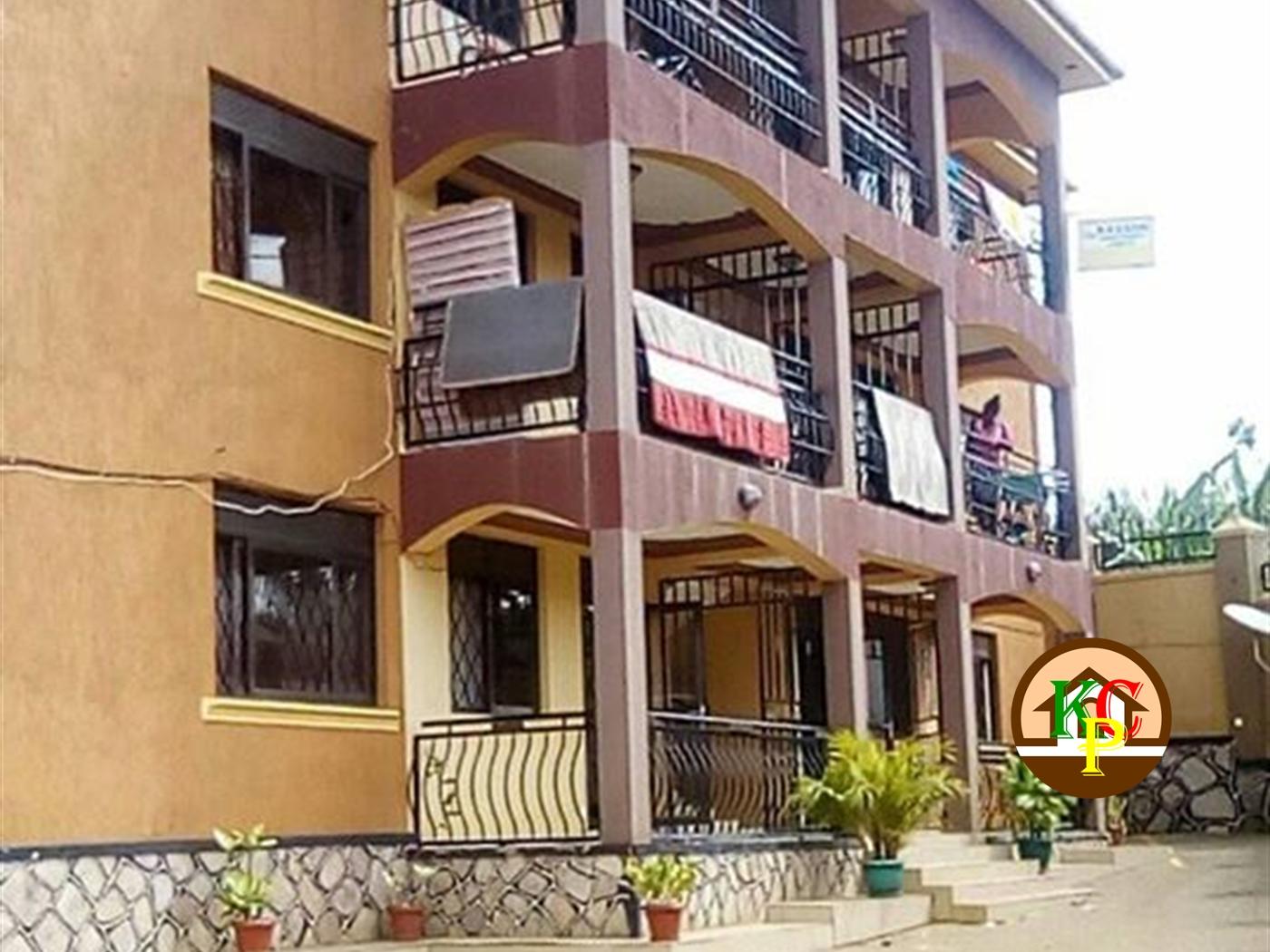 Apartment for rent in Kirinya Wakiso